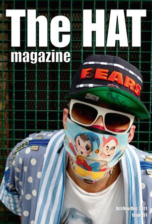The Hat Magazine Issue #51